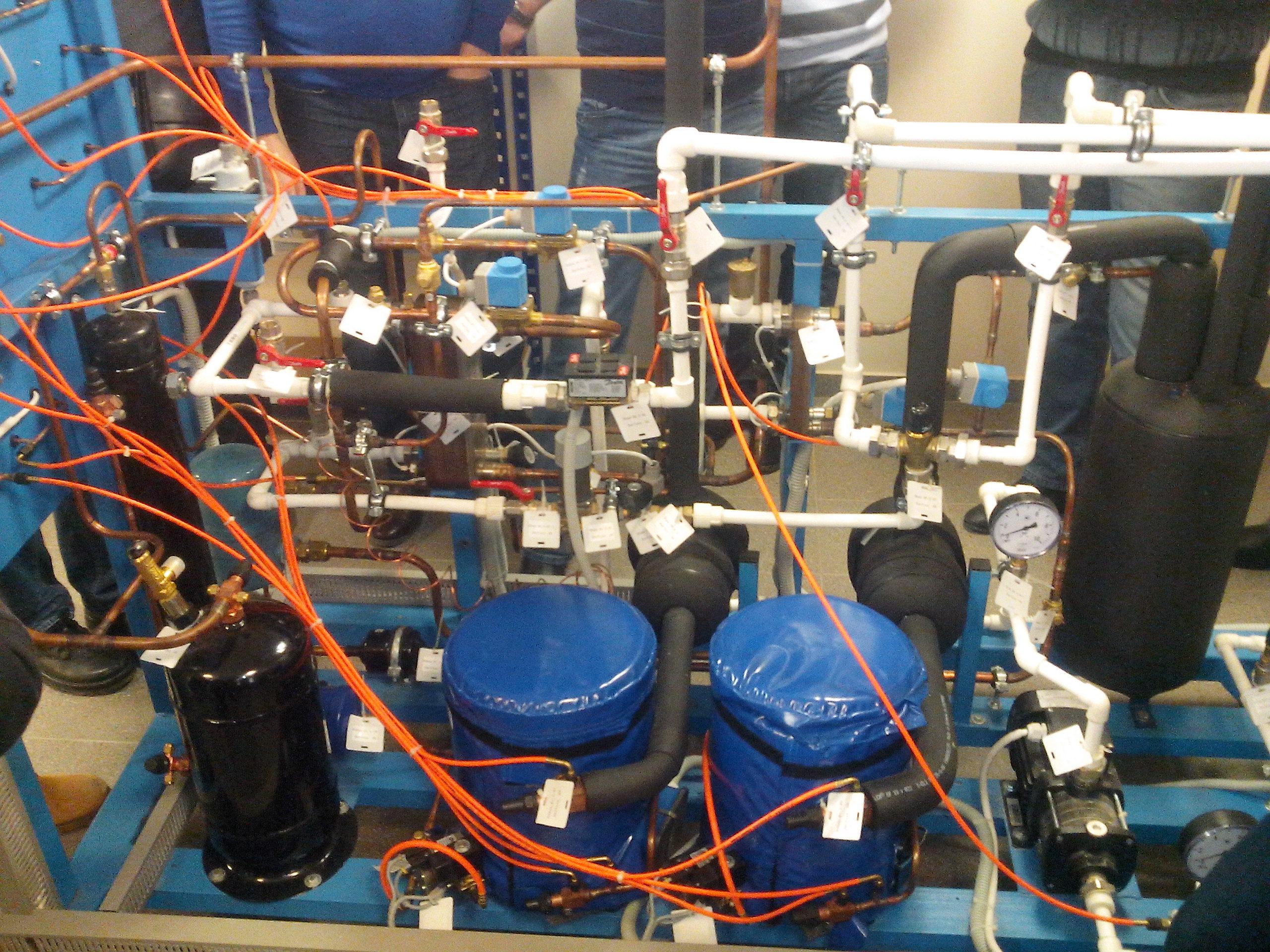repair of industrial air conditioners