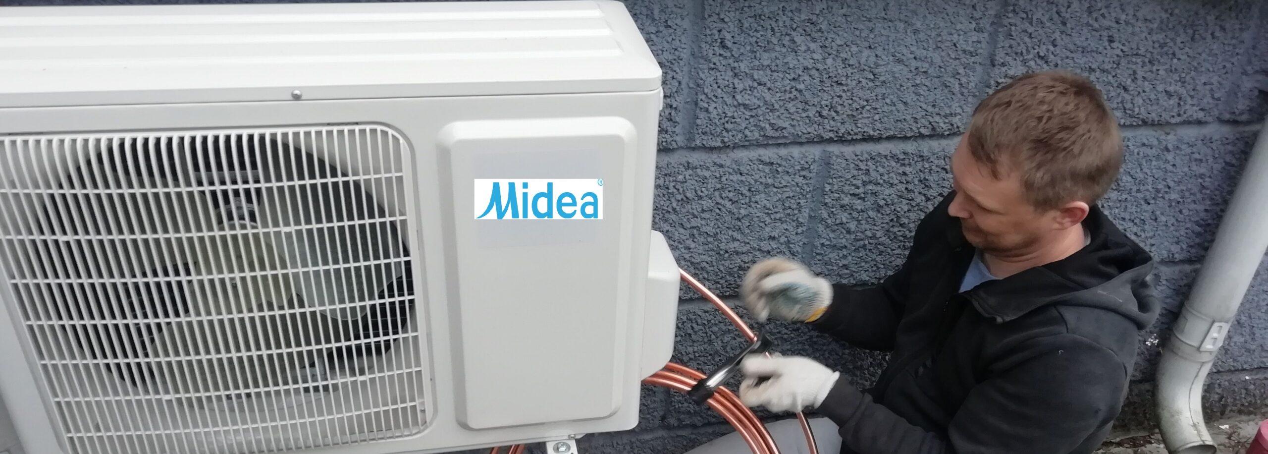 Ремонт кондиционеров Midea